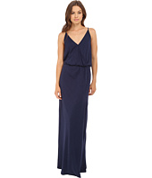 Lanston - Back Bar Slit Maxi Dress