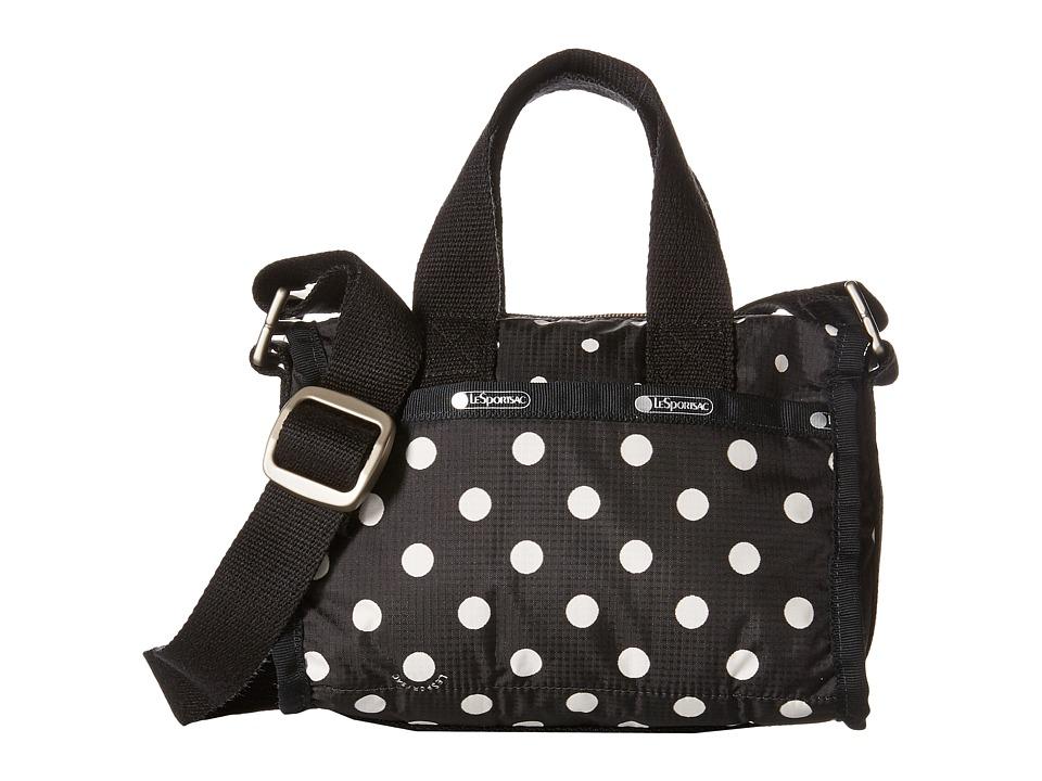 LeSportsac Luggage - Mini Weekender (Sun Multi Black) Weekender/Overnight Luggage