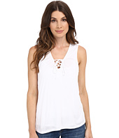 Lanston - Lace-Up Tank Top