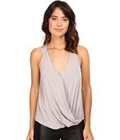 Lanston - Surplice Tank Top