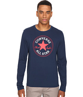 Converse - Core Long Sleeve Core Patch Tee