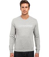 Converse - Reflective Print Crew Fleece
