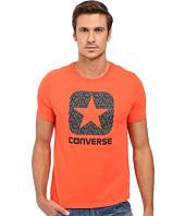 Converse - Reflective Rain Box Star Tee
