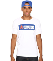 Converse - Stencil Wordmark Short Sleeve Tee