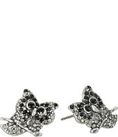 Marc Jacobs - Charms Owl Studs Earrings