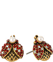 Marc Jacobs - Charms Ladybug Studs Earrings