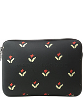 Marc Jacobs - Neoprene Tulip Print Tech Tablet Case