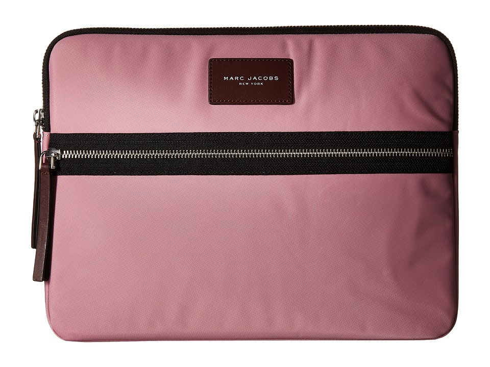 Marc Jacobs - Biker Tech 13 Computer Case (Pink Fleur) Computer Bags