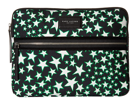 Marc Jacobs Flocked Stars Printed Biker 13