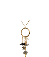 Marc Jacobs - Charms Tree Star Cluster Pendant Necklace