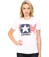 Converse - Archive Box Star Crew Short Sleeve Tee