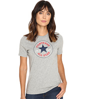 Converse - Core Solid Short Sleeve Core Patch Crew Tee