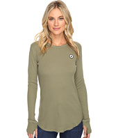 Converse - Thermal Thumbhole Long Sleeve Tee