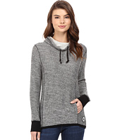 Converse - Textured Cowl Neck Tunic