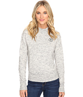 Converse - Quilted Mock Neck Crew Fleece