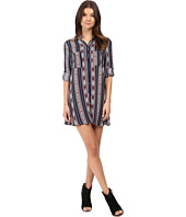 Brigitte Bailey - Mina Button Up Shirtdress