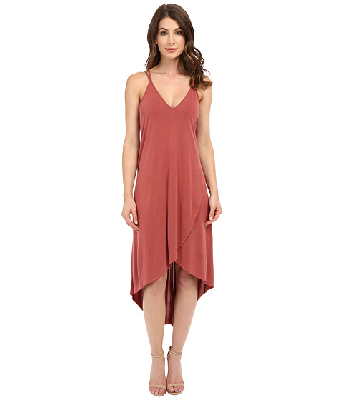 Brigitte Bailey Ciara High-Low Sleeveless Dress