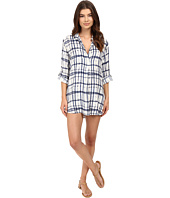 Brigitte Bailey - Jade Roll Up Sleeve Shirtdress