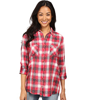 Brigitte Bailey - Tia Button Up Pocketed Top