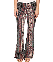 Brigitte Bailey - Trea Printed Bell-Bottom Pants