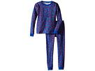 BedHead Kids - Long Sleeve Long Bottom Pajama Set (Toddler/Little Kids)