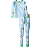 BedHead Kids - Long Sleeve Long Bottom Pajama Set (Big Kids)
