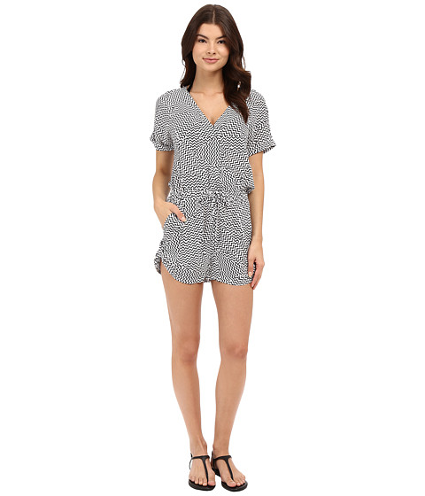 Seafolly Magnitude Playsuit Cover-Up