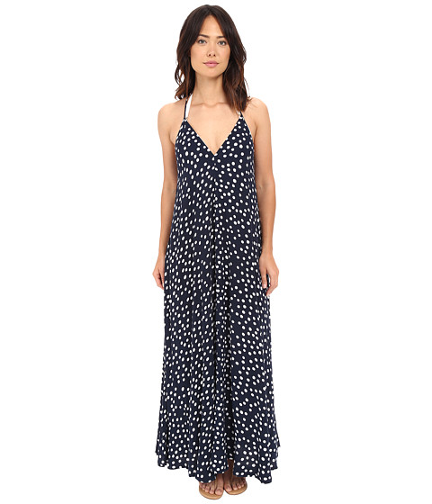 Seafolly Spot On Night Sky Maxi Cover-Up