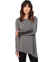 Karen Kane - Asymmetrical Knit Top