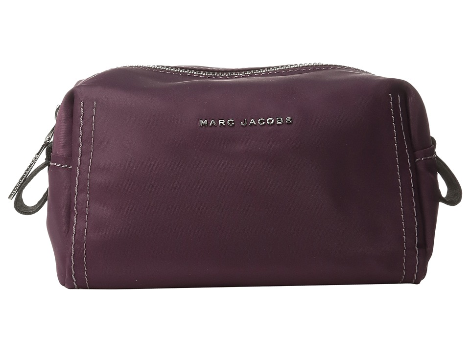 Marc Jacobs - Easy Cosmetics Large Cosmetic (Iris) Cosmetic Case