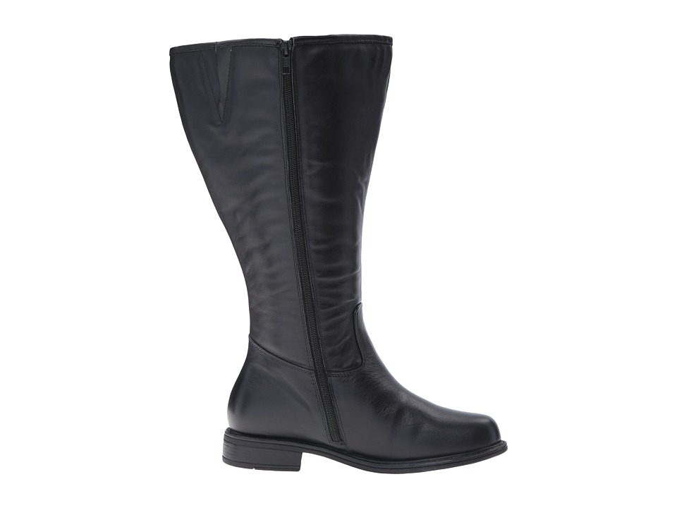 david tate best wide shaft womens boots extended calf boots