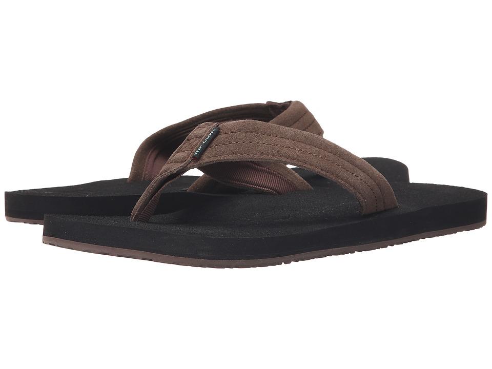 Rip Curl - Smokey 2 (Chocolate) Men's Sandals