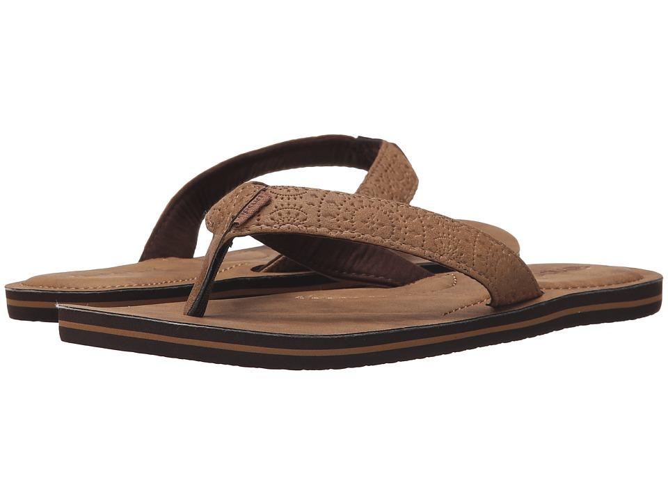Rip Curl - Offset Girls (Tan) Women's Sandals