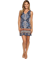 Karen Kane - Yucatan Tile Dress