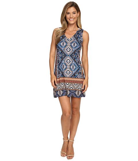 Karen Kane Yucatan Tile Dress