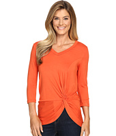Karen Kane - V-Neck Side Twist Top