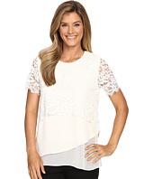 Karen Kane - Multi-Layer Lace Top