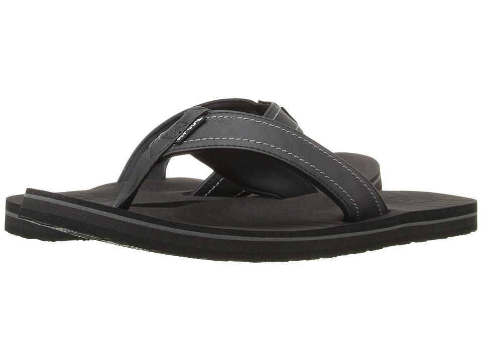 Rip Curl - P-Low (Black) Men's Sandals