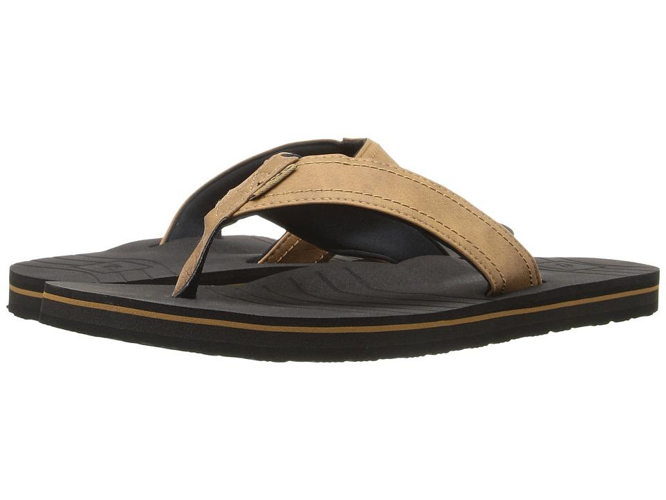 Rip Curl P-Low (Brown) Men's Sandals