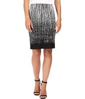 Karen Kane - Knit Jacquard Skirt