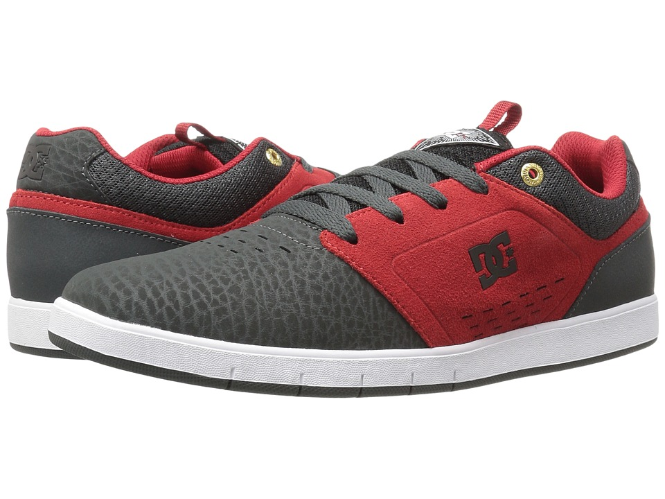 DC Cole Signature (Grey/Red) Men