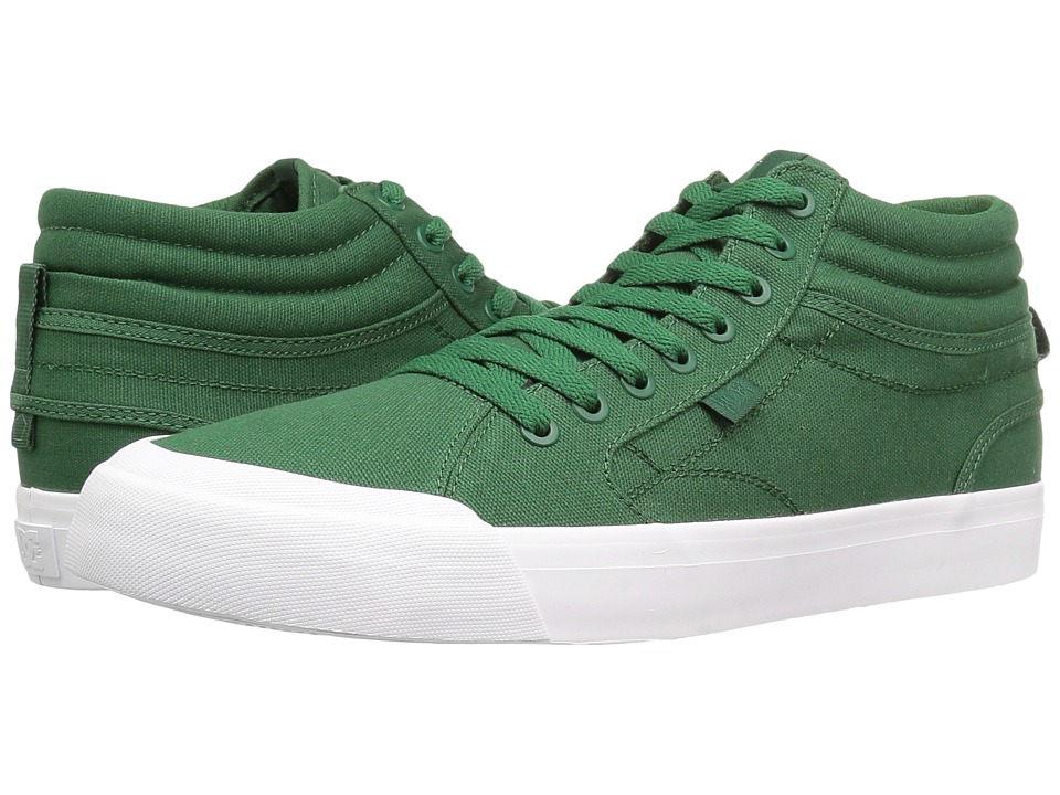 DC Evan Smith Hi (Dark Green) Men