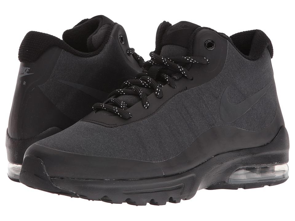 Nike Air Max Invigor Mid (Black/Metallic Hematite/Anthracite) Women