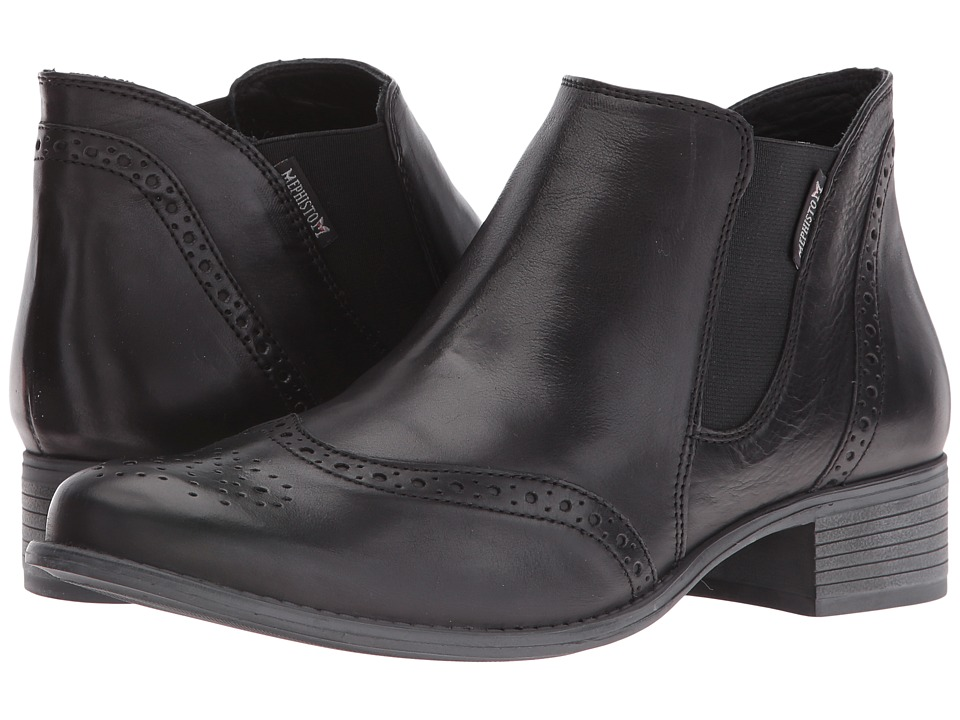 Mephisto Eleonore (Black Texas) Women