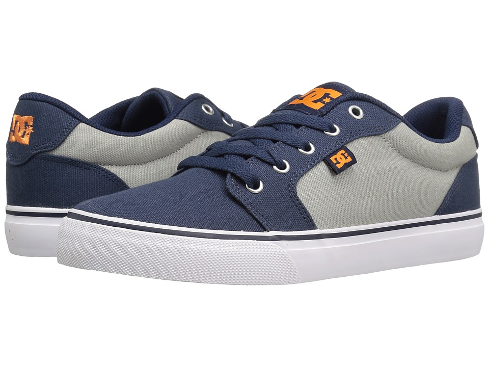 DC Anvil TX (Navy/Orange) Men