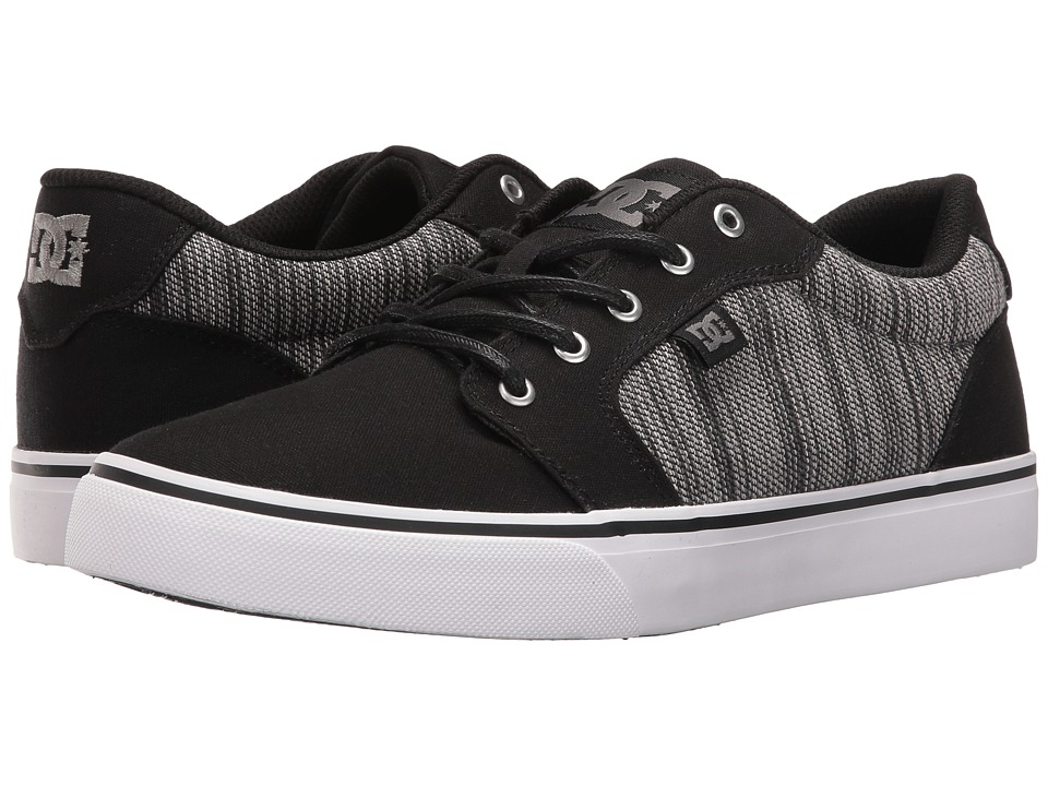 DC Anvil TX SE (Black/Grey) Men