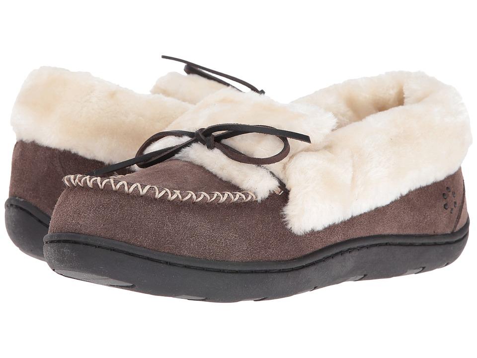 Tempur-Pedic - Laurin (Gray) Womens Slippers
