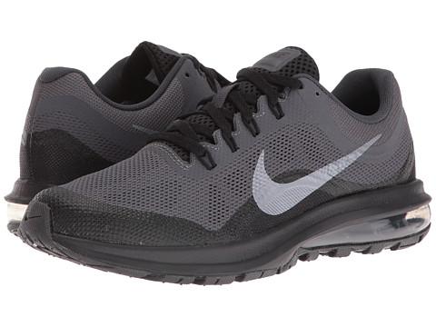 Nike Kids Air Max Dynasty 2 (Big Kid) - Anthracite/Black/Dark Grey/Metallic Cool Grey