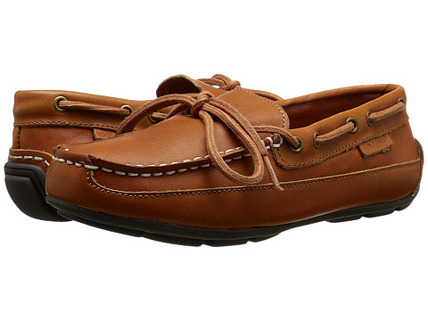 Cole Haan Kids Grant Driver (Toddler/Little Kid) - British Tan