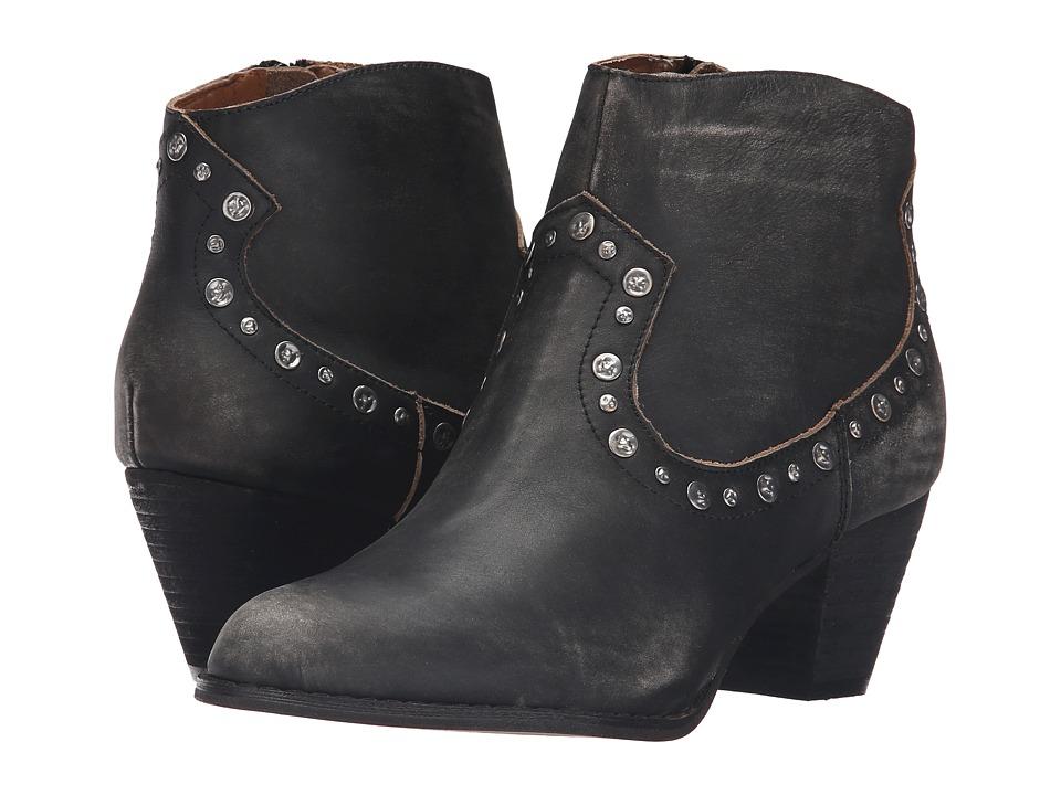 Corso Como - Berkshire (Black Worn Leather) Women